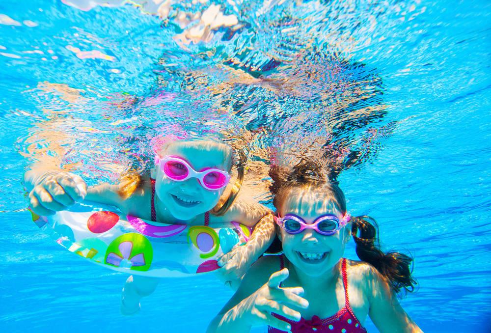 La temperatura ideal para una piscina