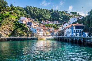 Visitando el paraíso natural asturiano
