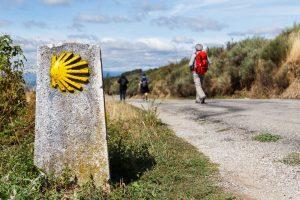 Camino de Santiago: San Xulián de Sales